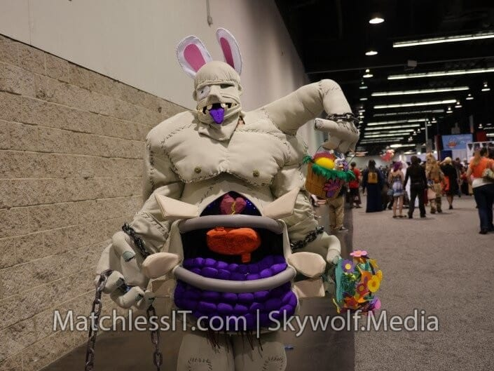 Scary Easter... thing...